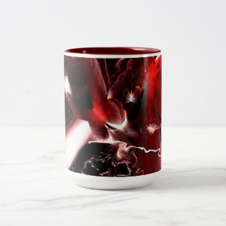 From darkness to light Two-Tone mug