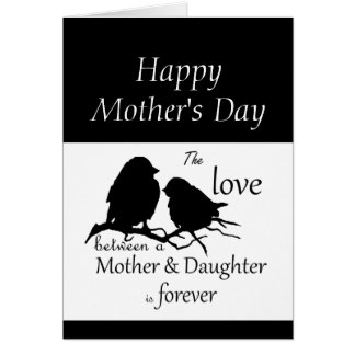 From Daughter Scripture Christian Mother's Day Greeting Card