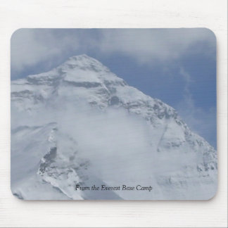 From Everest Base Camp Mousepad