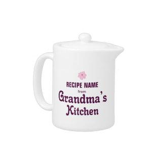 From Grandma's Kitchen