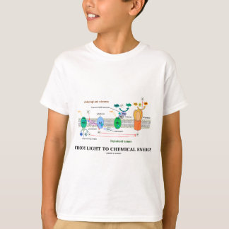 From Light To Chemical Energy (Photosynthesis) Shirt
