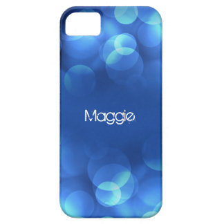 From Lucy: MODERN LIGHT BUBBLES | Personalized iPhone 5 Cases