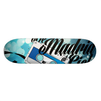 From Madrid to the sky Skate Boards