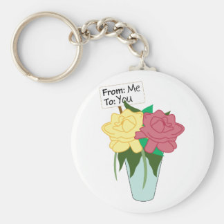 From Me To You Keychains