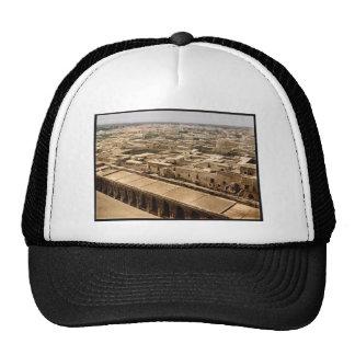 From minaret of the Great Mosque, Kairwan, Tunisia Hat