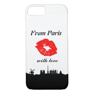 From Paris With Coils iPhone 7 Box iPhone 8/7 Case