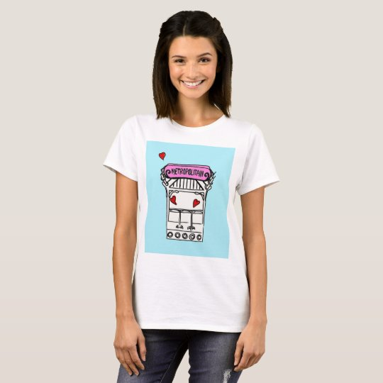 From Paris with Love T-Shirt