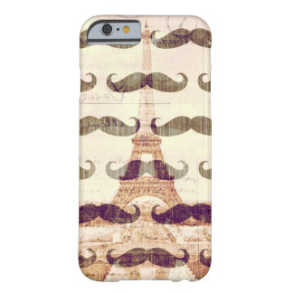 From Paris with mustache iPhone 6 Case