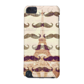 From Paris with mustache iPod Touch (5th Generation) Cover