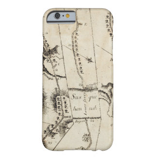 From Philadelphia to Annapolis Md 56 Barely There iPhone 6 Case