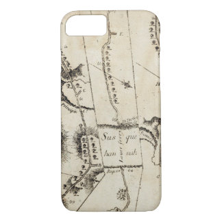 From Philadelphia to Annapolis Md 56 iPhone 8/7 Case