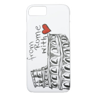 From Rome with Love Phone Cover