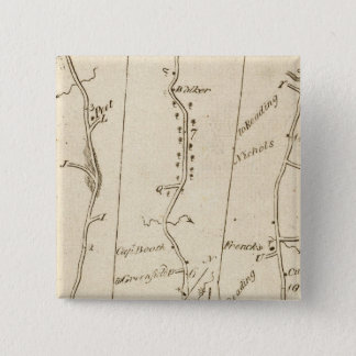 From Stratford to Poughkeepsie 15 15 Cm Square Badge