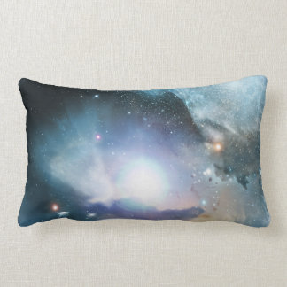From the ashes of the first stars lumbar pillow