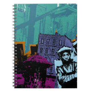 From the Bronx to Manhattan Notebook