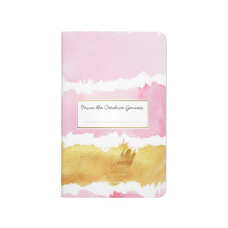 From the Creative Genius Watercolor Notebook