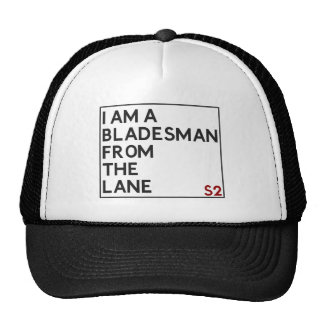 From The Lane Mesh Hat