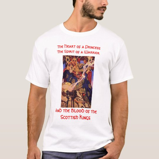 From the Line of Scottish Kings T-Shirt