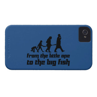 From the little ape to the big fish Case-Mate iPhone 4 case