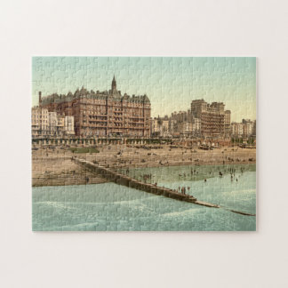 From the Pier II, Brighton, England Jigsaw Puzzle