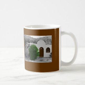 From the Potter's Field Cameron Philip's Mission.. Basic White Mug
