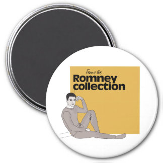 FROM THE ROMNEY COLLECTION 3.png 7.5 Cm Round Magnet