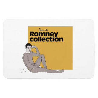 FROM THE ROMNEY COLLECTION 3.png Rectangular Photo Magnet