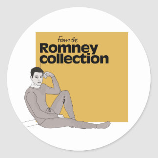 FROM THE ROMNEY COLLECTION 3.png Round Sticker