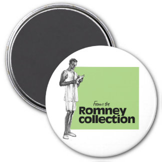 FROM THE ROMNEY COLLECTION -.png 7.5 Cm Round Magnet