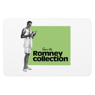 FROM THE ROMNEY COLLECTION -.png Rectangular Photo Magnet