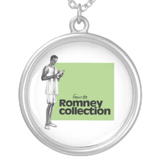 FROM THE ROMNEY COLLECTION -.png Round Pendant Necklace