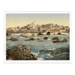 From the sea, Jaffa, Holy Land, (i.e. Israel) clas