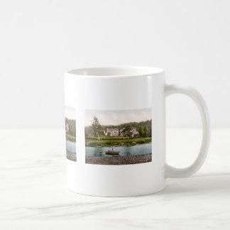From the Tweed, Abbotsford, Scotland Basic White Mug