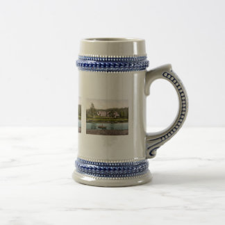 From the Tweed, Abbotsford, Scotland Beer Steins