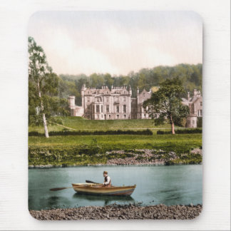From the Tweed, Abbotsford, Scotland Mouse Pad