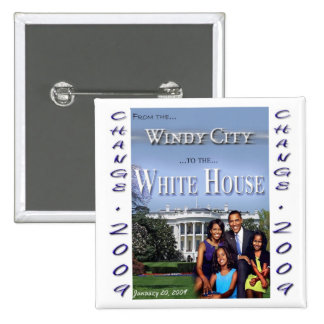 From the Windy City to The White House button