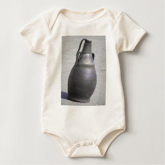From Tyre to Water Container Baby Bodysuit