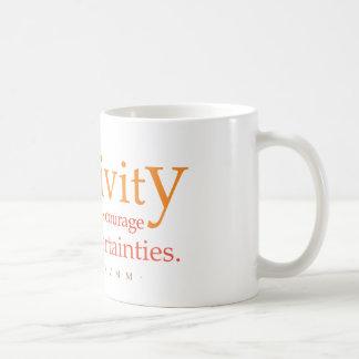 Fromm Quote on Creativity Coffee Mug