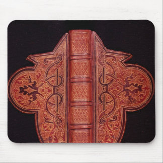 Front cover of a Book of Hours in Latin Mouse Mat
