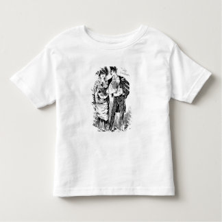 Front cover of a score sheet toddler T-Shirt