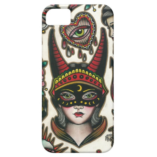 front dietzel barely there iPhone 5 case