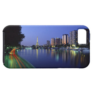Front du Seine and Eiffel Tower, Paris, France 2 Tough iPhone 5 Case