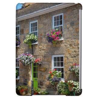 Front entrance to Smugglers Bed and Breakfast Cover For iPad Air