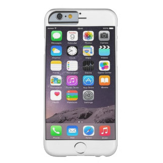 front-facing ip6 barely there iPhone 6 case