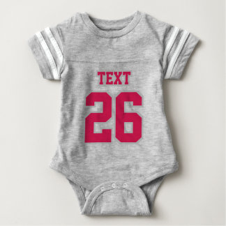 Front GRAY WHITE CRIMSON Crewneck Football Outfit Shirts