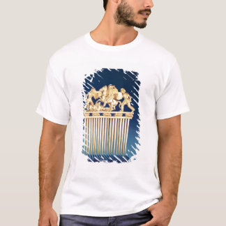 Front of a Scythian comb T-Shirt
