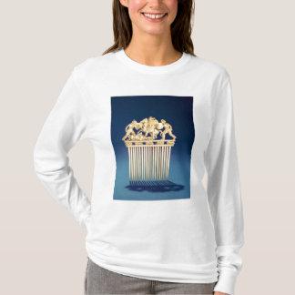 Front of a Scythian comb T-Shirt
