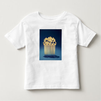 Front of a Scythian comb Toddler T-Shirt