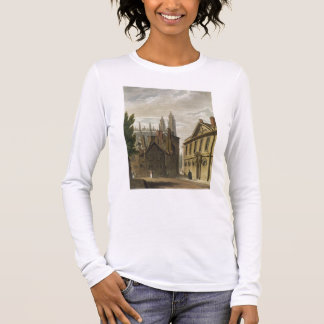 Front of Trinity Hall, Cambridge, from 'The Histor Long Sleeve T-Shirt