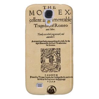 Front Piece to Romeo Juliet Quarto 1599 Galaxy S4 Cases